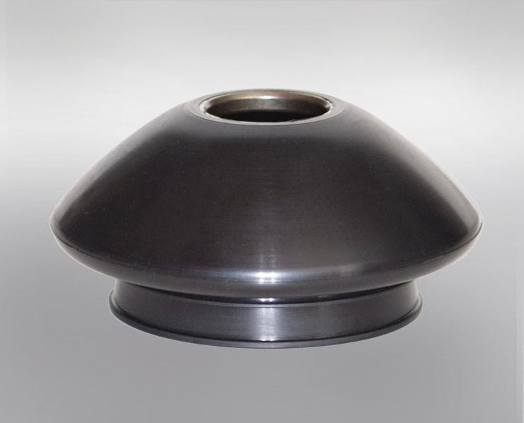 Gummi Blatt Faltenbalg für Gelenkwelle NFZ